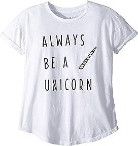 e7a43433a Always Be A Unicorn Short Sleeve Slub Tee (Big Kids). 33. The Original ...
