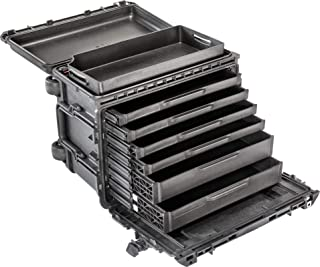New Pelican 0450 case with Drawers & top Tray. (4 one inch Drawers & 2 Two inch Drawers).