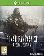 Final Fantasy XV: Steelbook Special Edition (Xbox One)