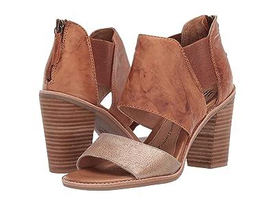 Sofft Pemota (Sand/Gold Euforia/Calgary Metallic) High Heels