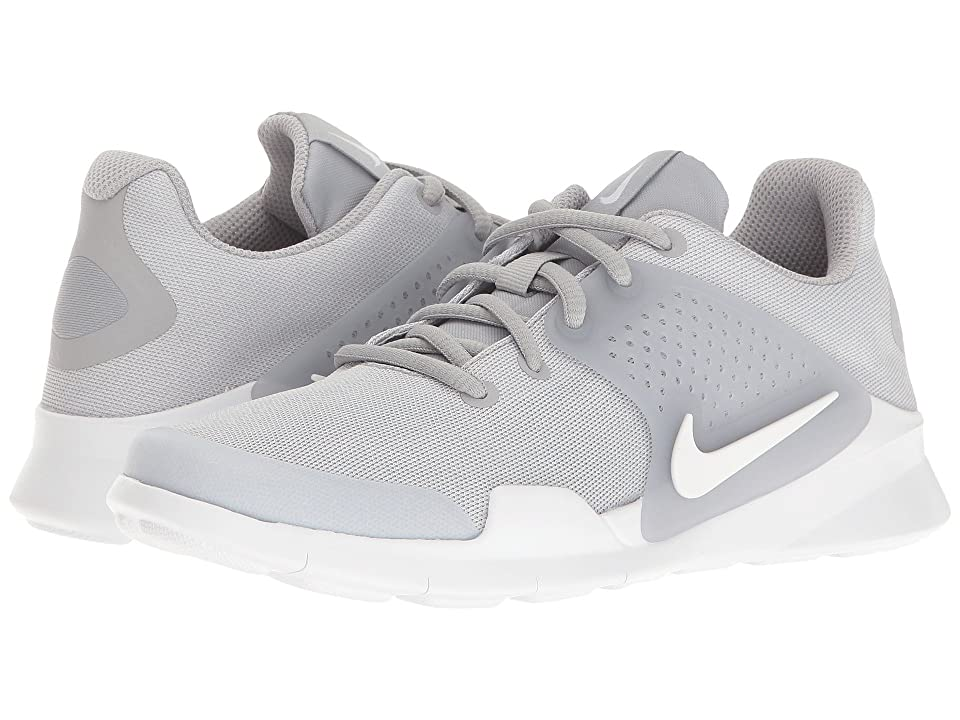 Nike Kids Criterion (Big Kid) (Wolf Grey/White) Boys Shoes