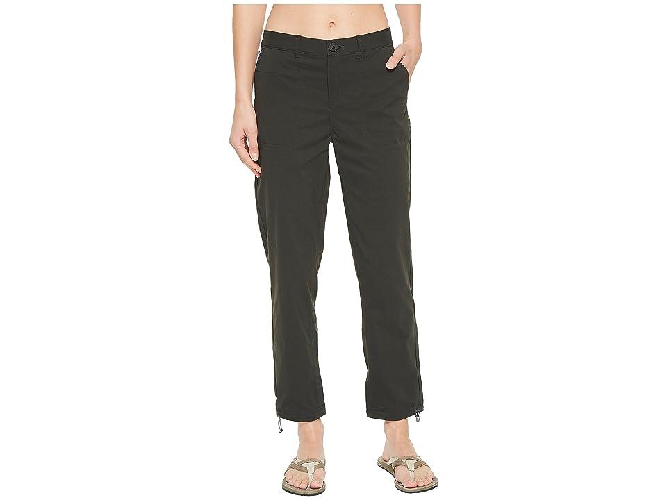 Woolrich Trail Time Ankle Pants (Asphalt) Women