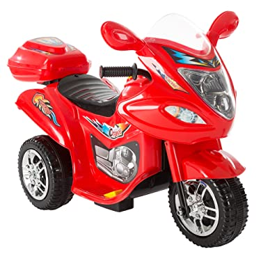 Lil' Rider Hey!Play! 80-FL238D-R Ride on Vehicle, Red