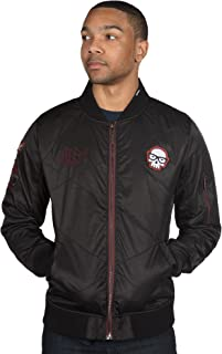 video game bomber jacket