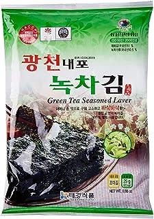 Taekyoung Taekyung Green Tea Seaweed, 25 g