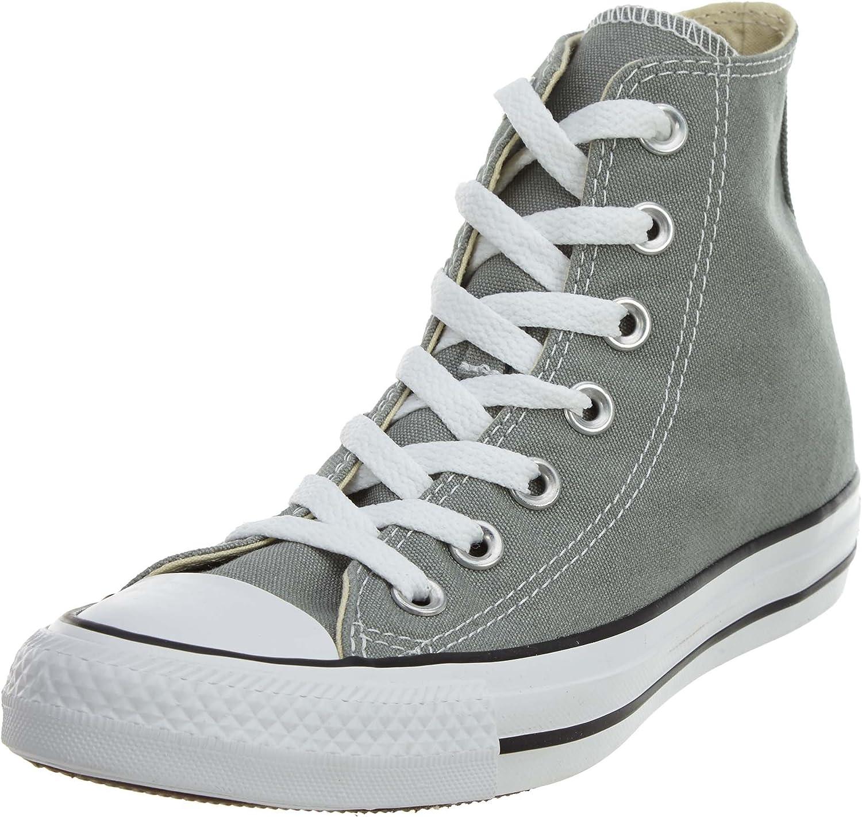 Converse Mens Unisex Chuck Taylor All Star Hi Top Fashion Sneaker shoes