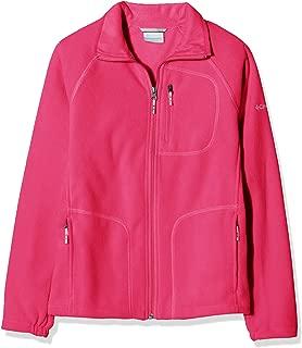 Columbia 哥伦比亚儿童抓绒夹克,Fast Trek II 全拉链抓绒夹克,涤纶,WY6779