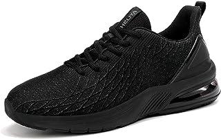 ZHELIYA Uomo Donna Scarpe da Ginnastica Sportive Running Fitness Sneakers Traspiranti Outdoor Respirabile Mesh Casual Snea...