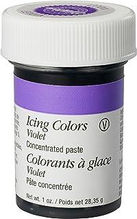 Icing Colors 1Oz - Violet (Pack of 6)