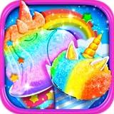 Rainbow Unicorn Snowcones - Kids Frozen Candy Dessert Games FREE