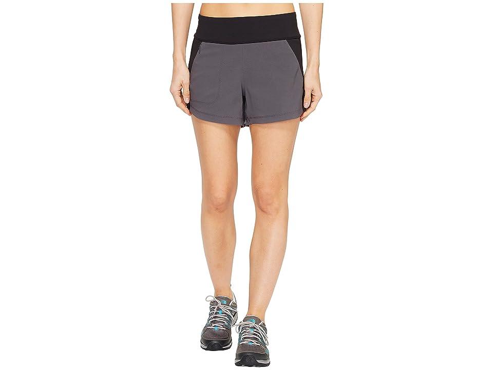 The North Face Hybrid Hiker Shorts (Graphite Grey (Prior Season)) Women