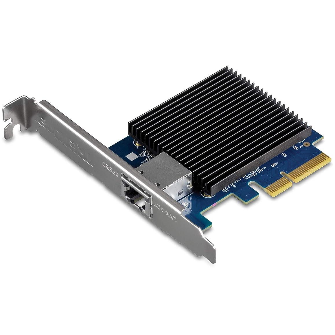 超音速敵意首謀者10 Gigabit PCIe Network Adapte