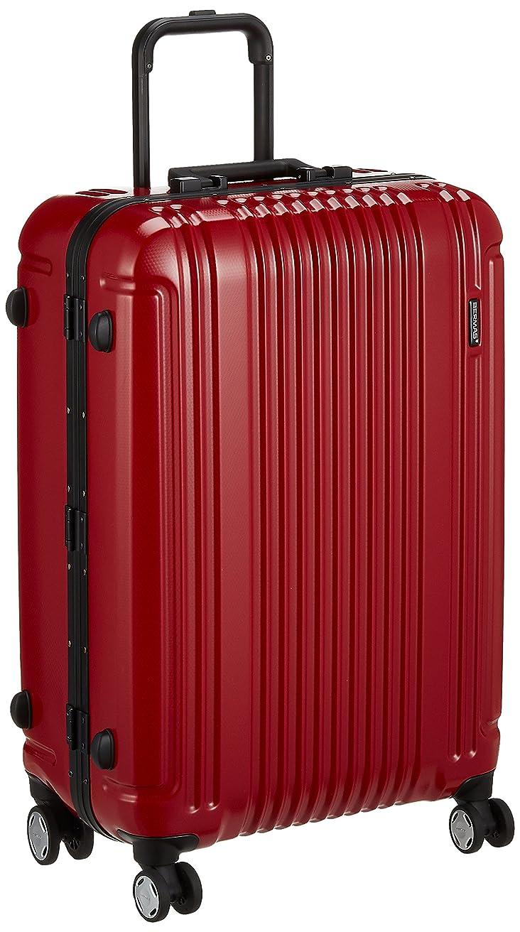 眠いですゴネリル動機付ける[バーマス] スーツケース フレーム プレステージ3 双輪 4輪 60281 66L 69 cm 4.7kg