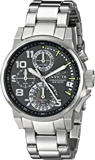 Invicta Women's 17423 I-Force Analog Display Japanese Quartz Silver Watch