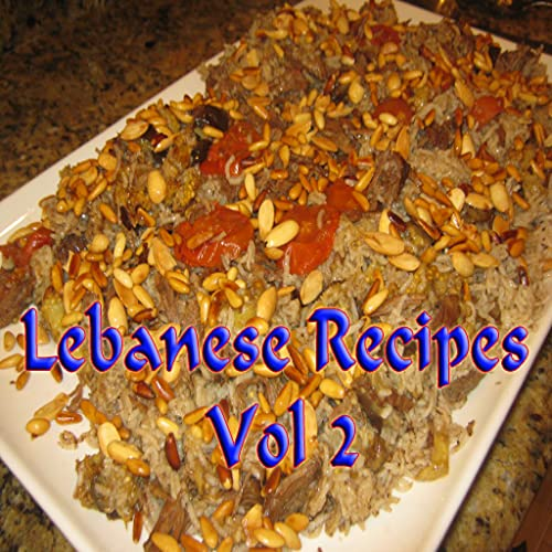 Lebanese Recipes Videos Vol 2
