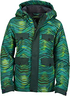 Boys Rock Star Insulated Winter Jacket