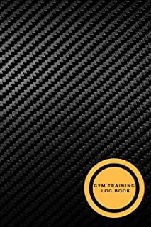 Gym Training Log Book: Workout Training Logs Diary Journal, Undated Daily Training, Fitness & Workout Journal Notebook 122 Pages 6in by 9 in. Monday ... Workouts. Paperback -  August 29, 2018