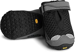 RUFFWEAR Grip TREX Dog Boots All Terrain Rugged PAW WEAR Colors Set of 4