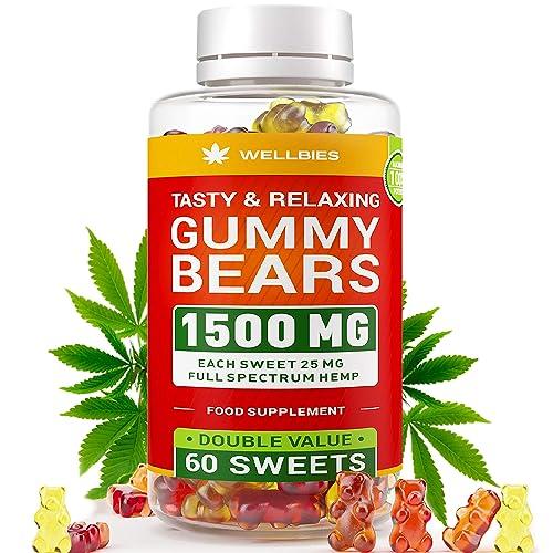Full Spectrum CBD Gummies: Amazon com