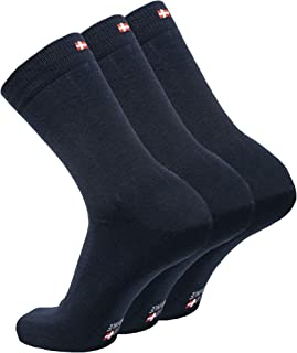 Merino Wool Dress Socks, Breathable and Sweat-wicking, Solid and Colorful, Year-round, Men's and Women's, Made in the EU