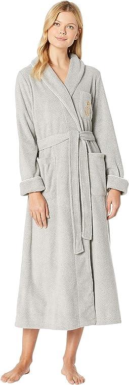 Long Shawl Collar Dalton Robe