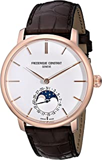Frederique Constant Moonphase Collection Watches.