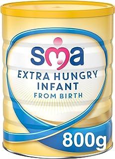 惠氏SMA Extra Hungry 新生婴儿一段奶粉 (800g*6罐)