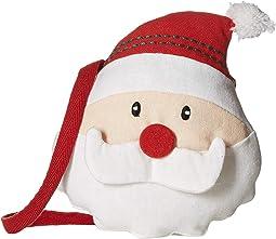 Plush Santa Purse