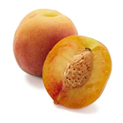 Organic Yellow Flesh Peach, One