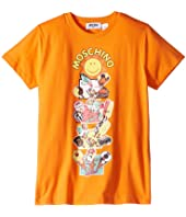 Moschino Kids - T-Shirt Short Sleeves (Little Kids/Big Kids)