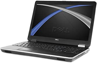 Dell E6540 15.6inch Laptop Intel Core i5-4300M 2.6GHz 8GB Ram 500GB HDD  Windows 10 Pro..