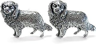 Cavalier King Charles Spaniel Hund Manschettenkn/öpfe