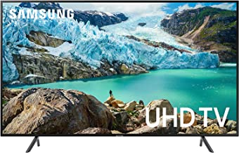 """$999 » Samsung Flat 55"""" 4K UHD 7 Series Ultra HD Smart TV with HDR and Alexa Compatibility (2019 Model)"""