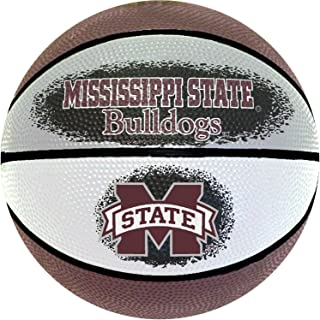 NCAA Mississippi State Bulldogs Mini Basketball, 7-Inches