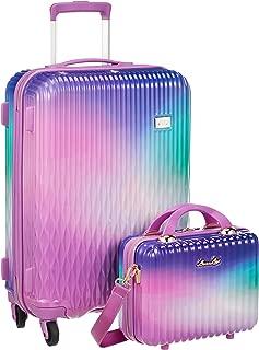 [シフレ] スーツケース ハードジッパー 中型 Mサイズ 1年保証付き LUN2116-55 保証付 43L 55 cm 3.4kg