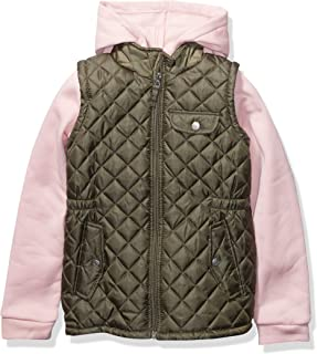 Girls' Quilted Vest Puffer