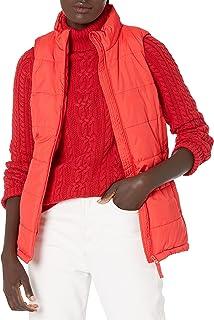 Amazon Essentials Chaleco de peso pesado. chaleco de plumón para Mujer