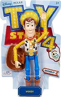 Disney Pixar Toy Story 4 Basic Figure - Woody
