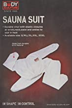 EVA SAUNA SUIT WHITE, L/XL