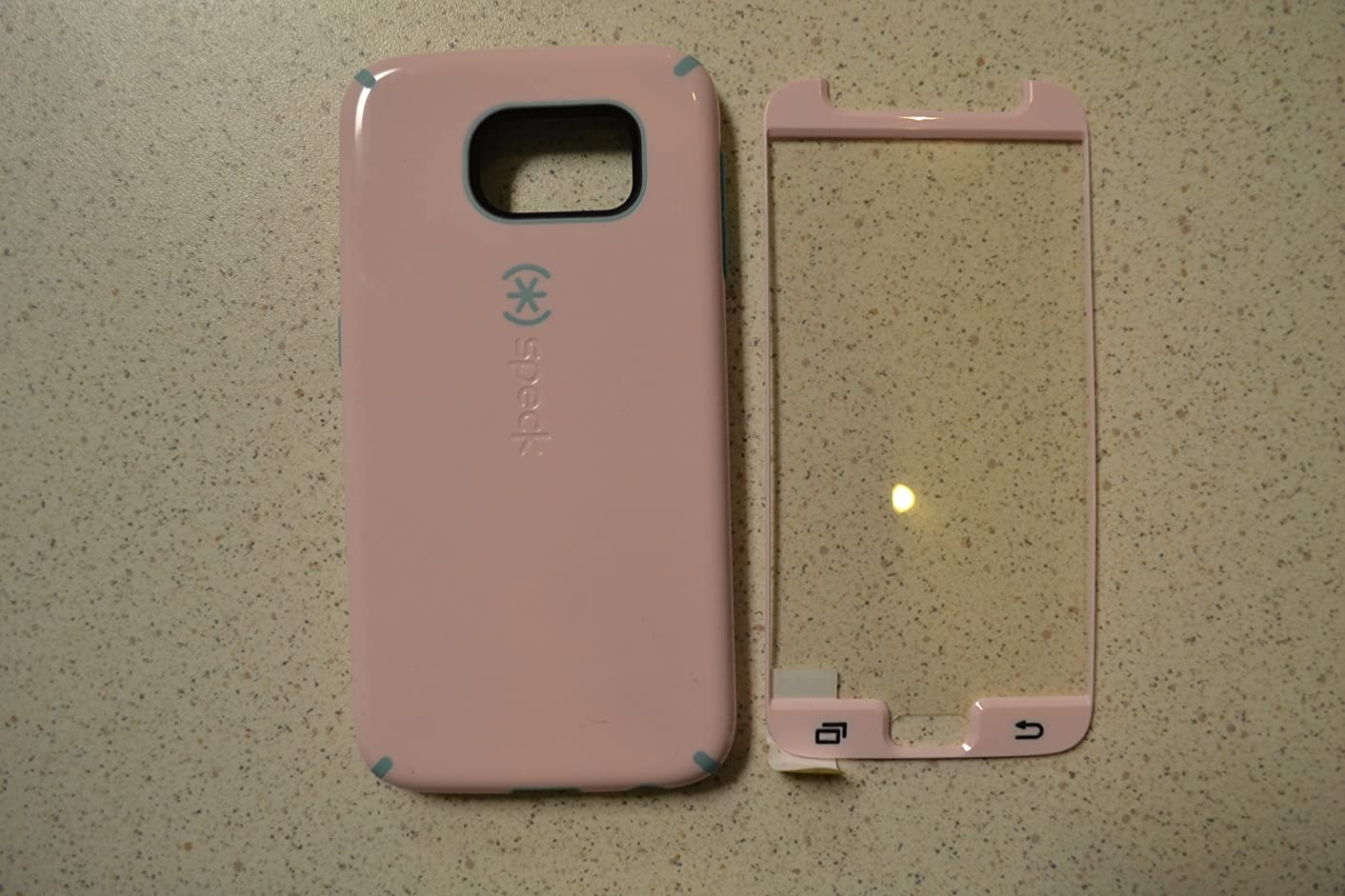 Speck GS6 CandyShell with FacePlate Pink Quartz - Pink (SPK-A3894)