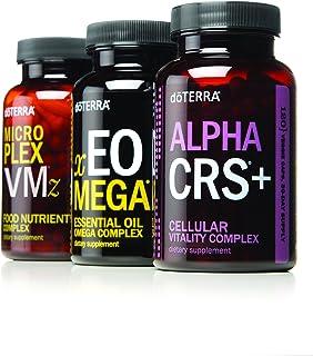 doTERRA Lifelong Vitality Pack— Alpha CRS+, xEO Mega and Microplex VMz