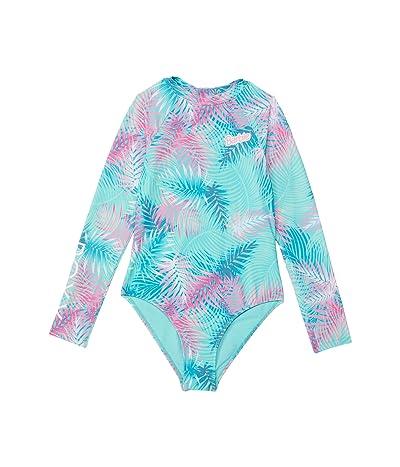 Roxy Kids Roxy X Barbie Leaf Garden One-Piece Swimsuit (Big Kids)