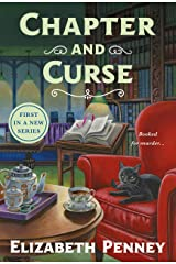 Chapter and Curse (The Cambridge Bookshop Series Book 1) Kindle Edition