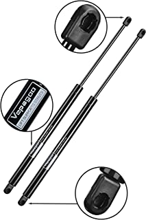 C1608055 19.7 inch 120Lbs Shock Struts for are Leer Truck Bed Tonneau Cover RV Bed Lift Camper Shell, Shed Window Floor Ha...