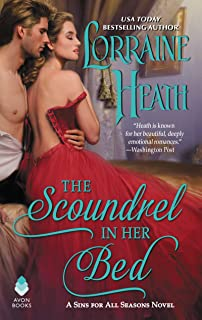 The Scoundrel In Her Bed: A Sin for All Seasons Novel: 3