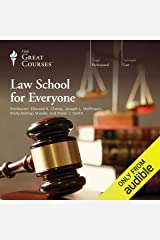 Law School for Everyone Audible Audiobook