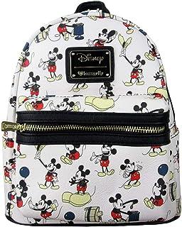 Loungefly Mickey Balloon AOP Mini Backpack