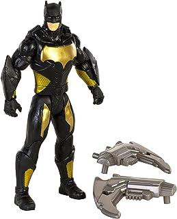 مجسم لشخصية هايدرو غلايدر باتمان من فيلم جاستس لييج من انتاج شركة دي سي كوميكس من ماتيل مناسب لسن 3 سنوات فاكثر