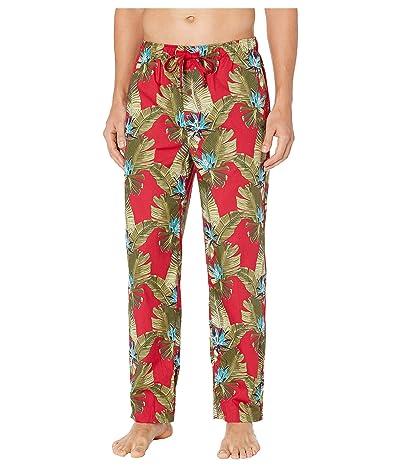 Tommy Bahama Hawaiian Floral Woven Pants (Hawaiian Floral) Men