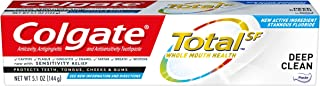 Colgate Total Toothpaste, Deep Clean, 5.1 Ounce, 1 Count